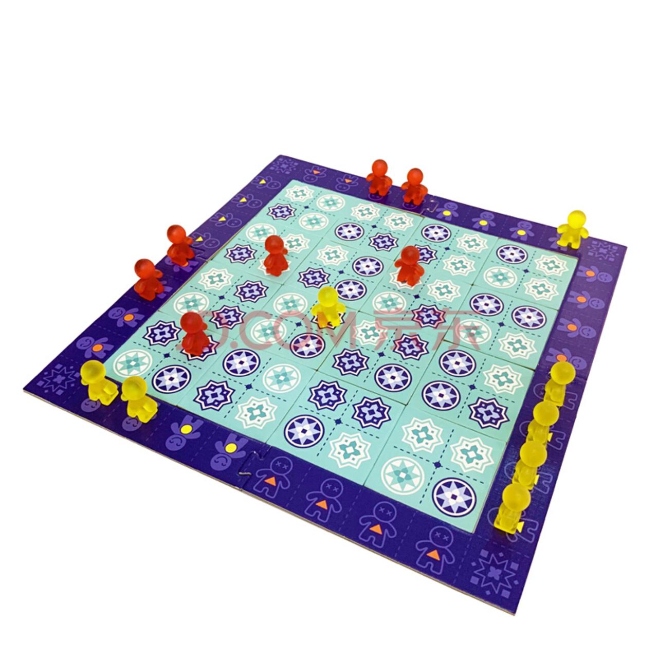 智行棋 - 为可爱的米宝铺设花砖