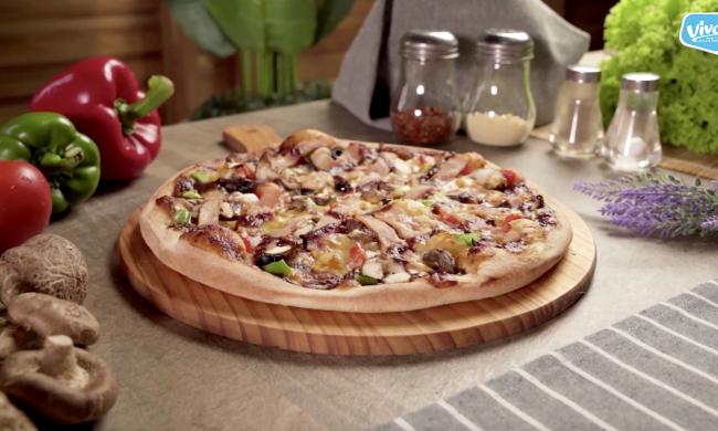 Have Fun in Vivo Pizza