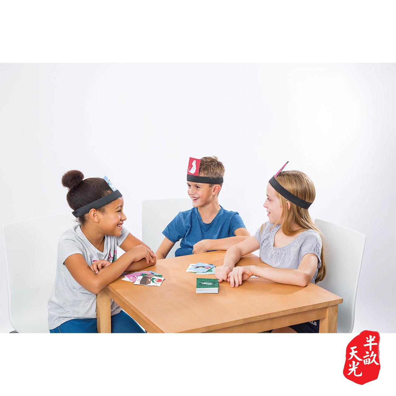 儿童桌游/儿童游戏/卡牌游戏: Que-Ves 是与否