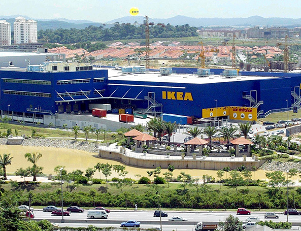 Ikea Tebrau, Johor