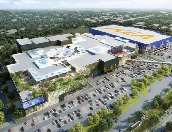 Ikano/Toppen Mall, Johor
