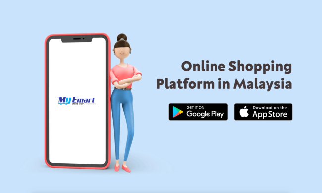 My Emart - Online Shopping Platform across Malaysia