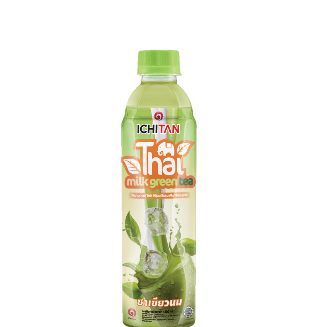 Ichitan Thai Milk Green Tea 310ml
